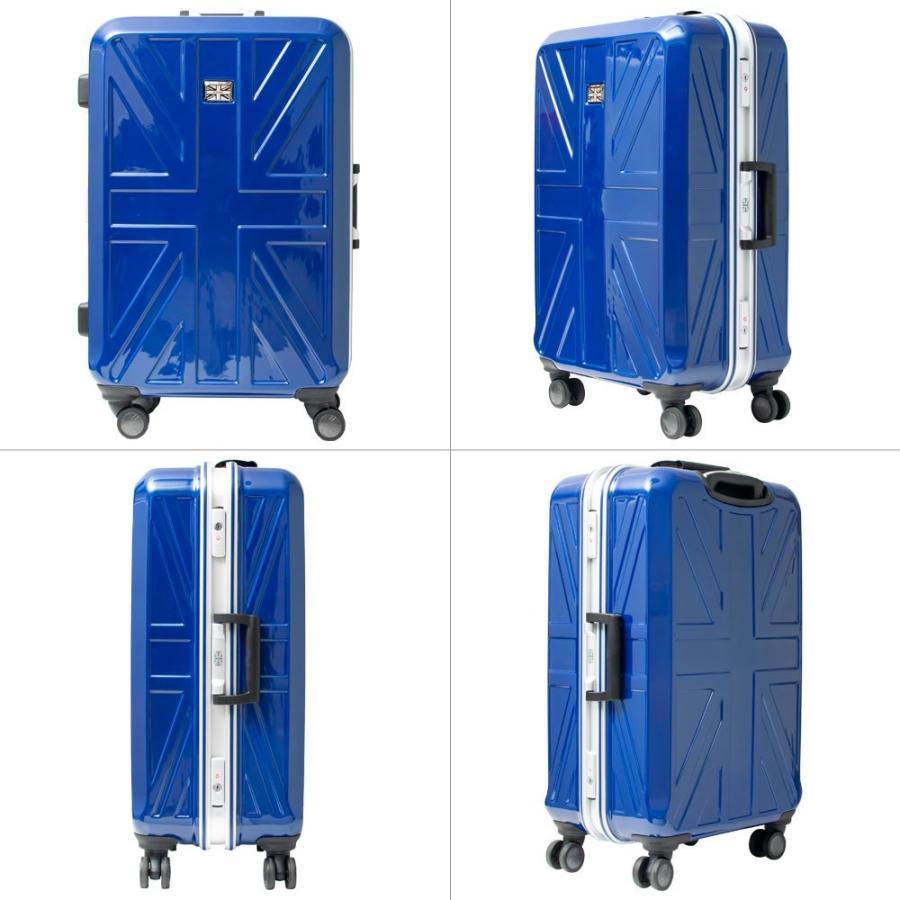 キャリーケース キャリーバッグ スーツケース Kangol Sport UK-IVR2 Frameシリーズ24インチ5泊以上用フレームタイプキャリーケース/カンゴール全4色850-8630r/|borsa-uomo|10