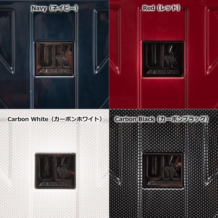 キャリーケース キャリーバッグ スーツケース KGSP-UK Latch Lock Frameシリーズ24インチフレームタイプスーツケース(全4色850-8641)|borsa-uomo|06