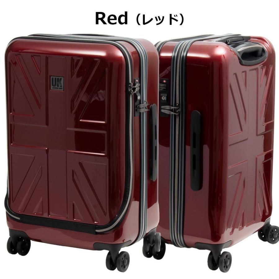 キャリーケース キャリーバッグ スーツケース Kangol カンゴール Front Doorシリーズ19インチジッパータイプ旅行用キャリーケース(全4色850-8750) borsa-uomo 03