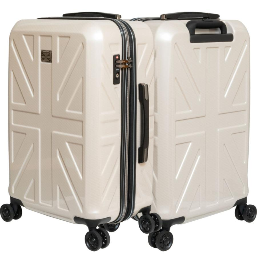 キャリーケース スーツケース キャリーバッグ KANGOL SPORT/KGSP アウトレット UK-IIRシリーズ 22インチ拡張型ジッパータイプ(850-8810カーボンオーク)|borsa-uomo|03