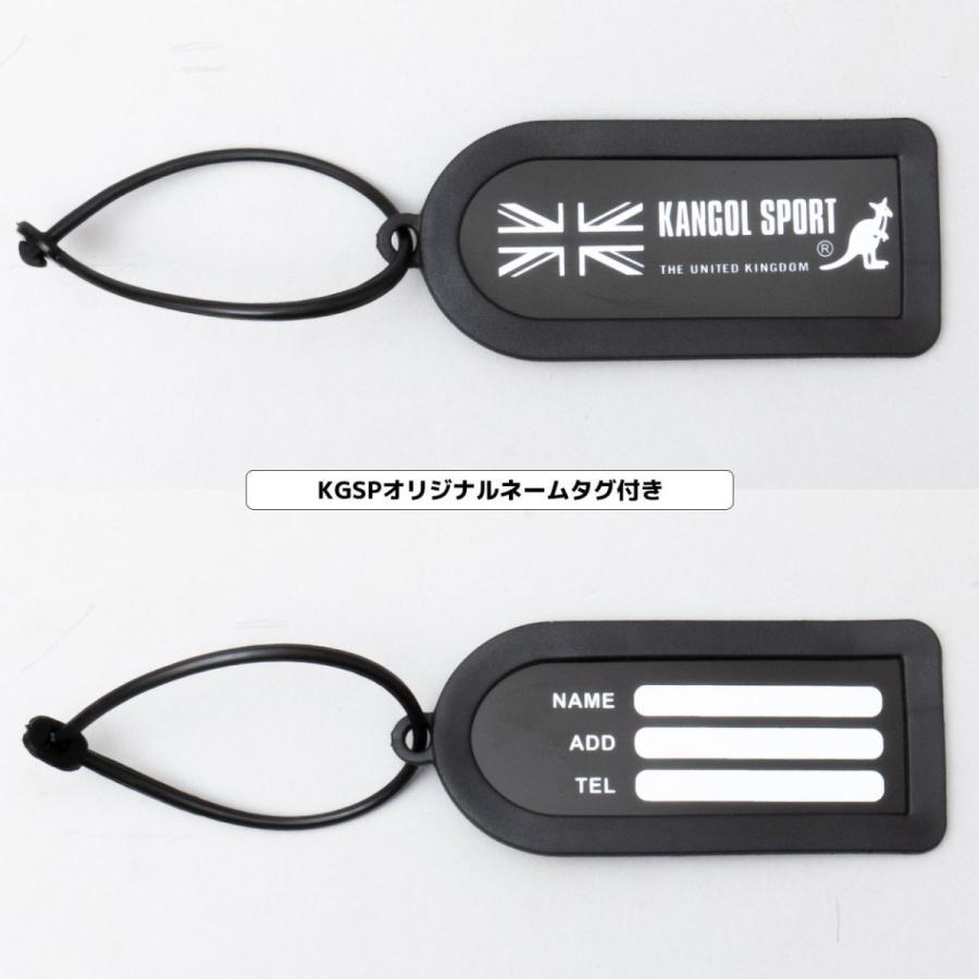 キャリーケース スーツケース キャリーバッグ KANGOL SPORT/KGSP アウトレット UK-IIRシリーズ 22インチ拡張型ジッパータイプ(850-8810カーボンオーク)|borsa-uomo|10