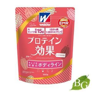 森永製菓 ウイダー プロテイン効果 ソイカカオ味 660g|botanic-garden