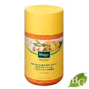 クナイプ バスソルト ユズ ジンジャーの香り 850g 最安値に挑戦 新作販売