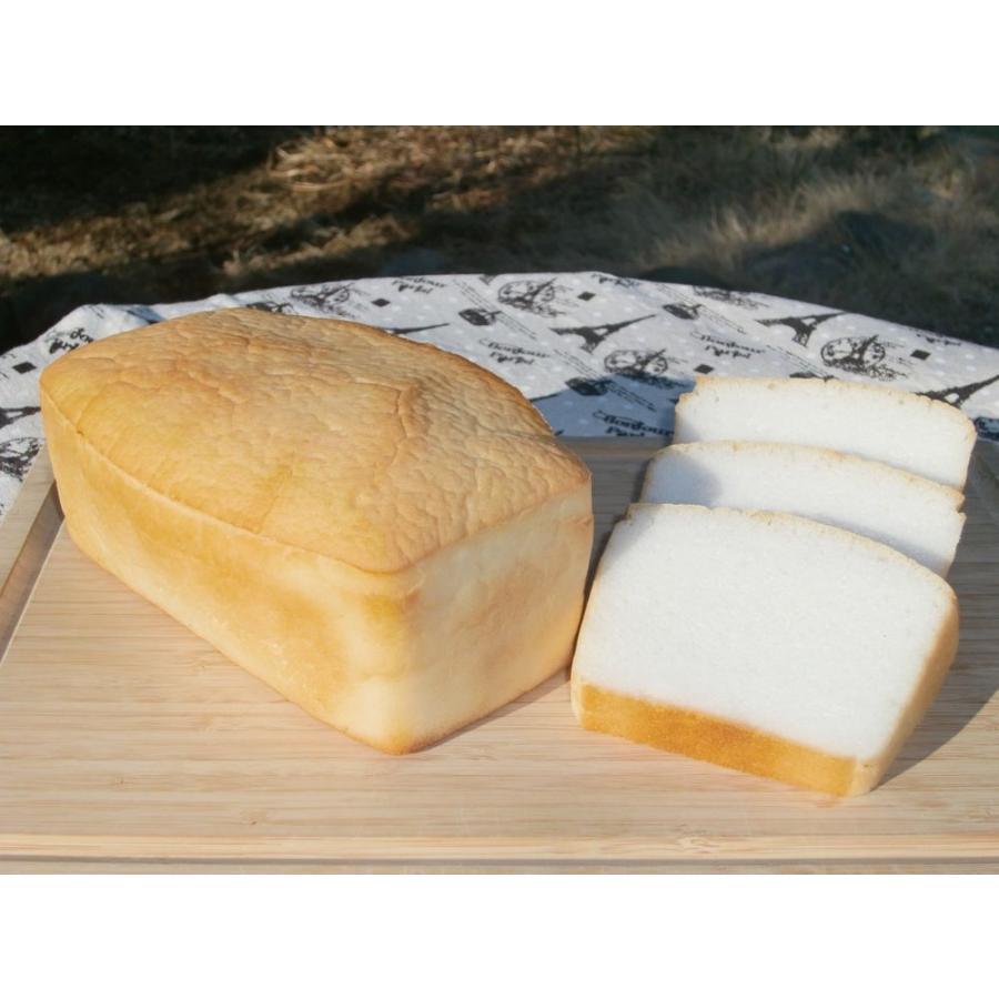グルテンフリー 米粉100%食パン|boulangerie-atsushi