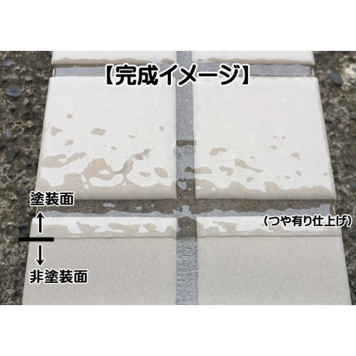 セブンケミカル セブンSS 4kg/缶 主材 タイル目地 コンクリートの防水 保護透明塗膜|bousui-must|06