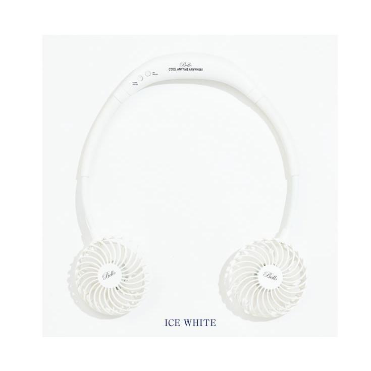 Bello FOLDING FAN 肩掛け式折りたたみ扇風機|boutiquedebonheurys|05