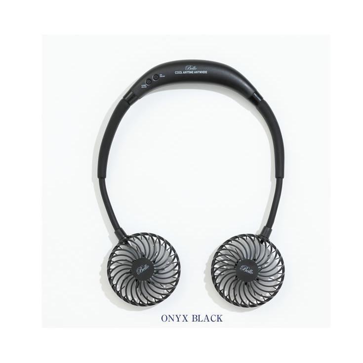 Bello FOLDING FAN 肩掛け式折りたたみ扇風機|boutiquedebonheurys|06