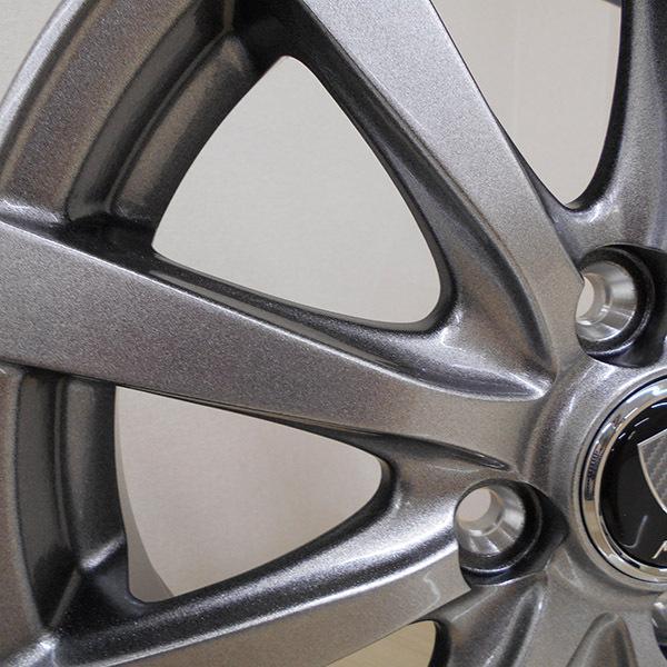 2021年製 VRX 155/65R14+ユーロスピード G10(マナレイスポーツ 防錆対策ホイール)+スタッドレスタイヤ+アルミホイール4本セット|bowers2|12