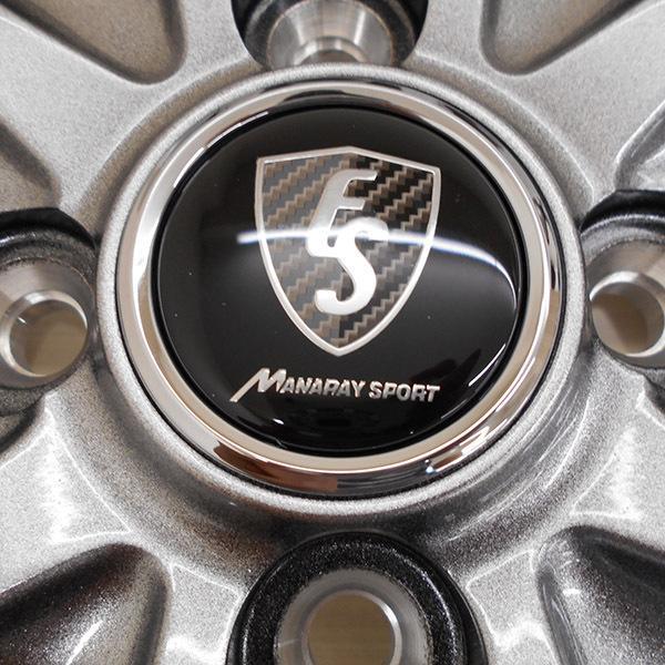 2021年製 VRX 155/65R14+ユーロスピード G10(マナレイスポーツ 防錆対策ホイール)+スタッドレスタイヤ+アルミホイール4本セット|bowers2|14