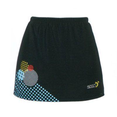 ソシオ SSOSIO スカートSKT-23004 ブラック