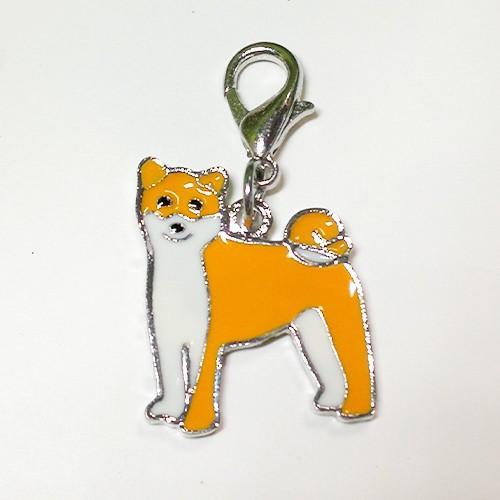 ファスナーチャーム 柴犬|bowwando