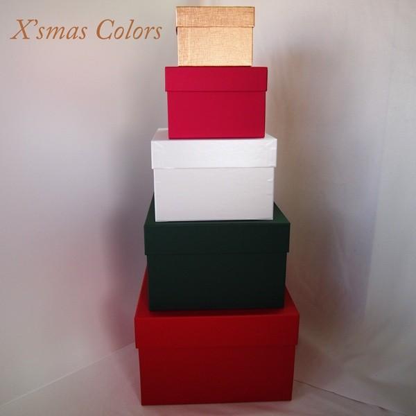 マトリョーシカBOXセット・クリスマス限定Ver.(リボン無し)|boxstore-net