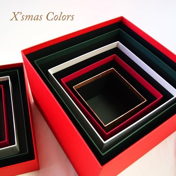 マトリョーシカBOXセット・クリスマス限定Ver.(リボン無し)|boxstore-net|02