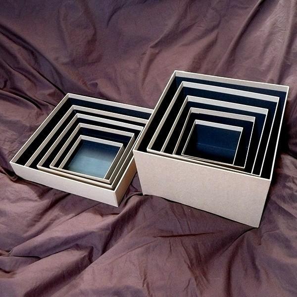 マトリョーシカBOXセット クラフト クリスマス用リボン付き|boxstore-net|03