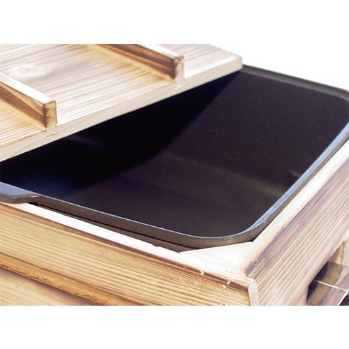 【日本製】杉山金属 加熱から保温まで!多用途おでん鍋ふるさとのれん KS-2539 bp-s 03