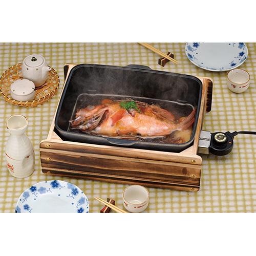 【日本製】杉山金属 加熱から保温まで!多用途おでん鍋ふるさとのれん KS-2539 bp-s 04