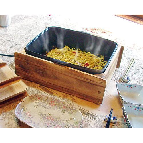 【日本製】杉山金属 加熱から保温まで!多用途おでん鍋ふるさとのれん KS-2539 bp-s 05