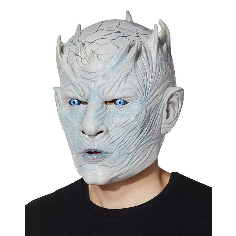 Night King Mask - Game of Thrones ハロウィン マスク お面 仮装 Halloween ハロウィーン おめん コスプレ パーティーグッズ