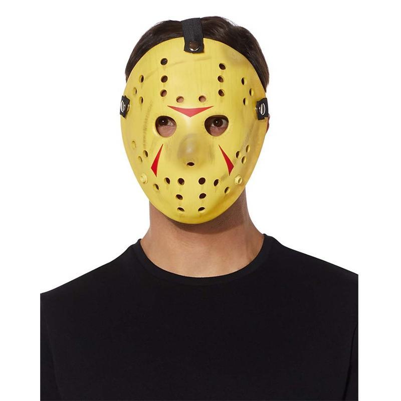 Jason Voorhees Mask - Friday the 13th ハロウィン マスク お面 仮装 Halloween ハロウィーン おめん コスプレ パーティーグッズ