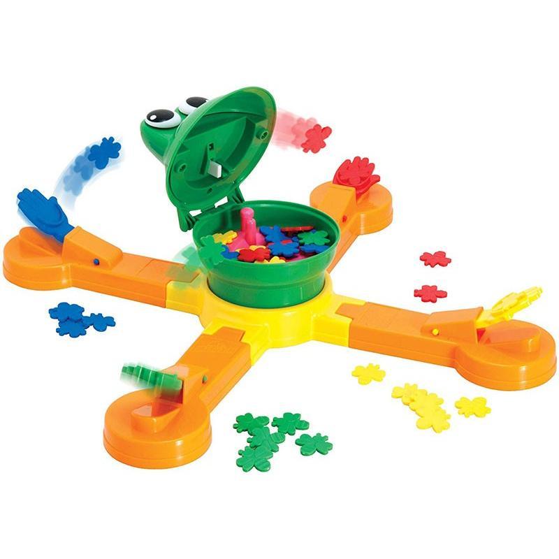 フロッグゲーム Mr. Mouth Feed The Frog Game