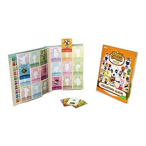 NINTENDO AMIIBO ANIMAL CROSSING CARDS ALBUM (WAVE 2)