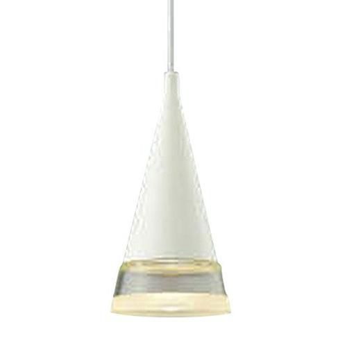 コイズミ照明 ペンダントライト 調光 プラグ プラグ プラグ マットファインホワイト塗装 AP38372L 6c4