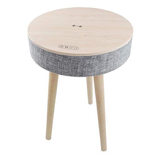 CICONIA サウンドテーブル STC-109BBT (ホワイトウッド) Bluetooth5.0対応スピーカー コーヒーテーブル サイド braggart4