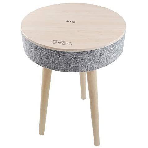CICONIA サウンドテーブル STC-109BBT (ホワイトウッド) Bluetooth5.0対応スピーカー コーヒーテーブル サイド braggart4 06