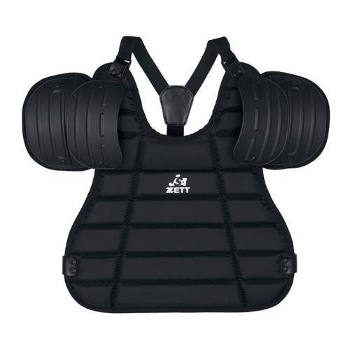 ZETT(ゼット) ソフトボール インサイド プロテクター BLP2375 ブラック