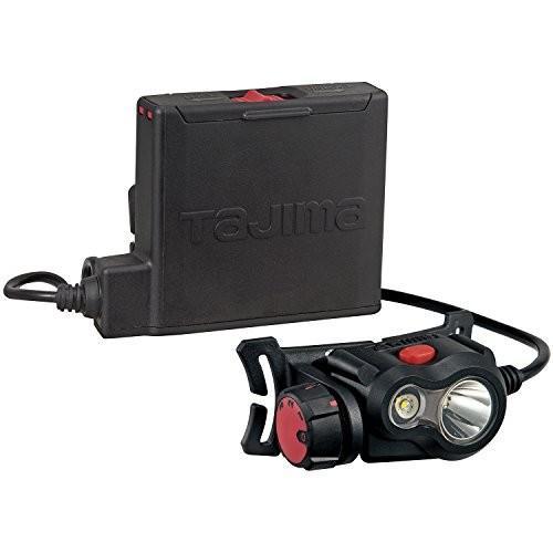タジマ ペタLEDヘッドライトE301N 明るさ最大300lm(50lm時18h点灯) LE-E301N