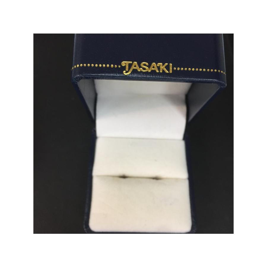 【中古】美品 田崎 TASAKI タサキ パール ダイヤ リング 指輪 PT900 プラチナ #11|brand-kirara|13
