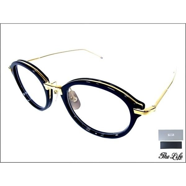 945f6673dc81 中古 美品 THOM BROWNEトムブラウンTB-011-F-49サングラス 眼鏡  12-715 ...