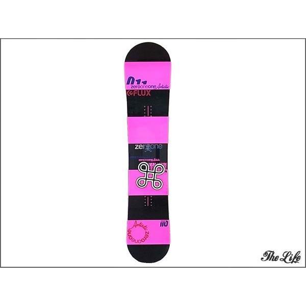 中古 011 ARTISTIC FAT ZERO スノーボード 板 142cm