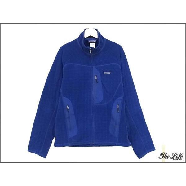 中古 美品 09年製PatagoniaパタゴニアR3フリースジャケットS
