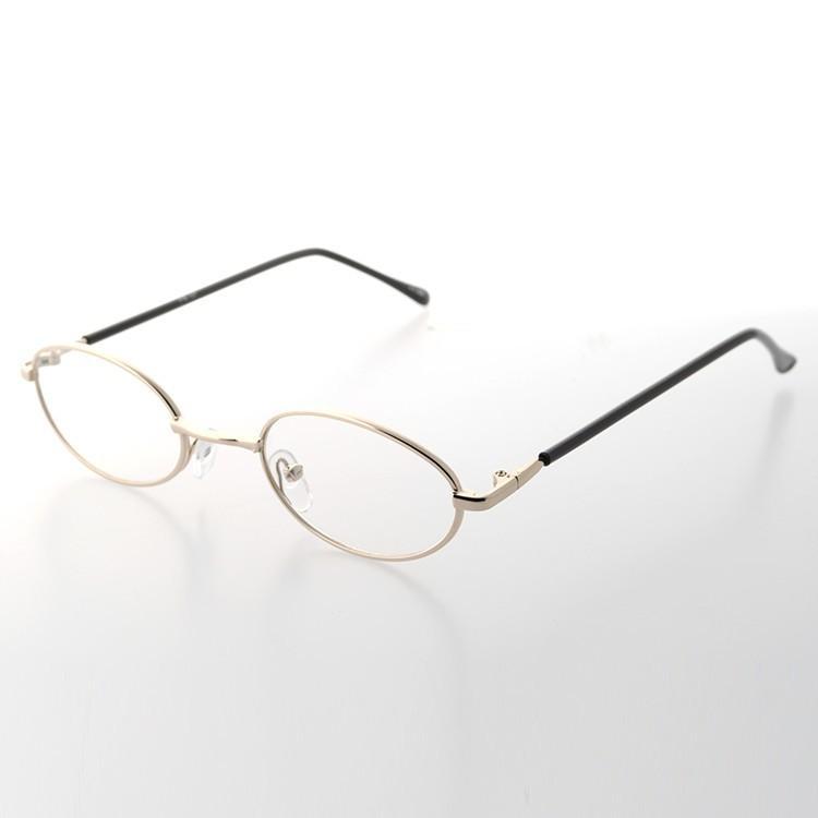 老眼鏡 シニアグラス リーディンググラス FR-07 メンズ ゴールド 国内即発送 レディース BP 5☆大好評