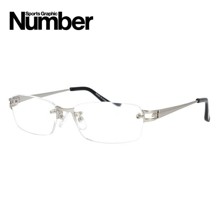 爆買い新作 ナンバー リーディンググラス 老眼鏡 Number NBR 好評 度数+1.00〜+3.50 2002-2 スクエア 57