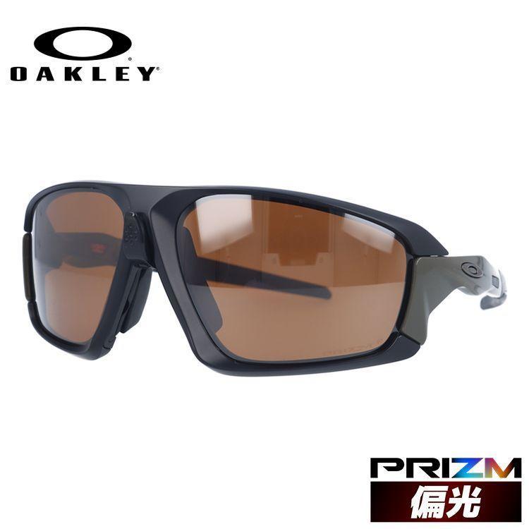 オークリー サングラス フィールドジャケット プリズム ミラー 偏光 レギュラーフィット OAKLEY FIELD JACKET OO9402-0764 64