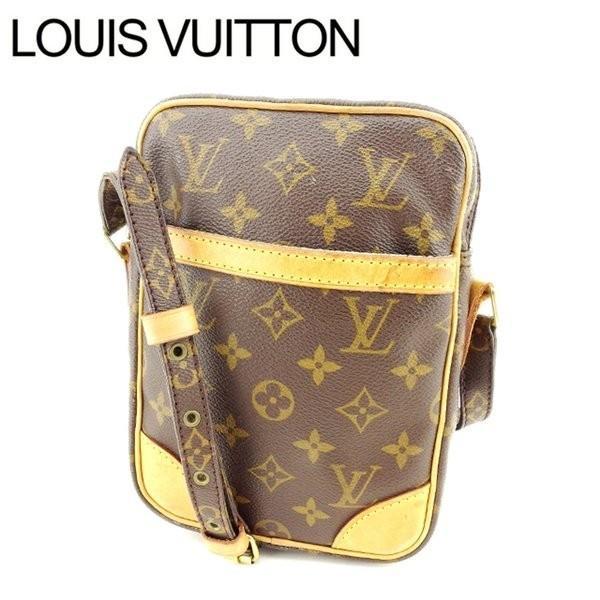 【保障できる】 ルイヴィトン ショルダーバッグ 斜めがけショルダー ダヌーブ M45266 モノグラム Louis Vuitton, きもの好み 和遊館 5c9e10d7