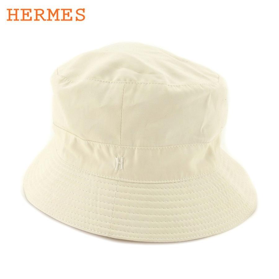 人気を誇る エルメス 帽子 ♯57サイズ H刺繍入り ハット HERMES, ジュエリーワールド ラマジェムス 3d4e8c25