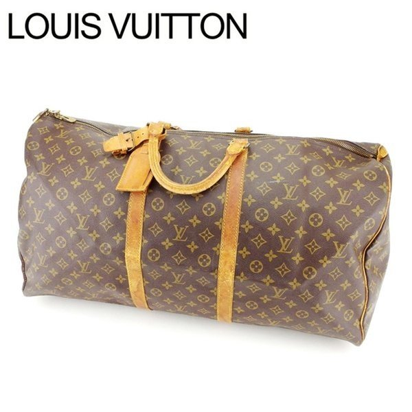 sneakers for cheap 398ea fae59 ルイヴィトン Louis Vuitton ボストンバッグ トラベルバッグ ...