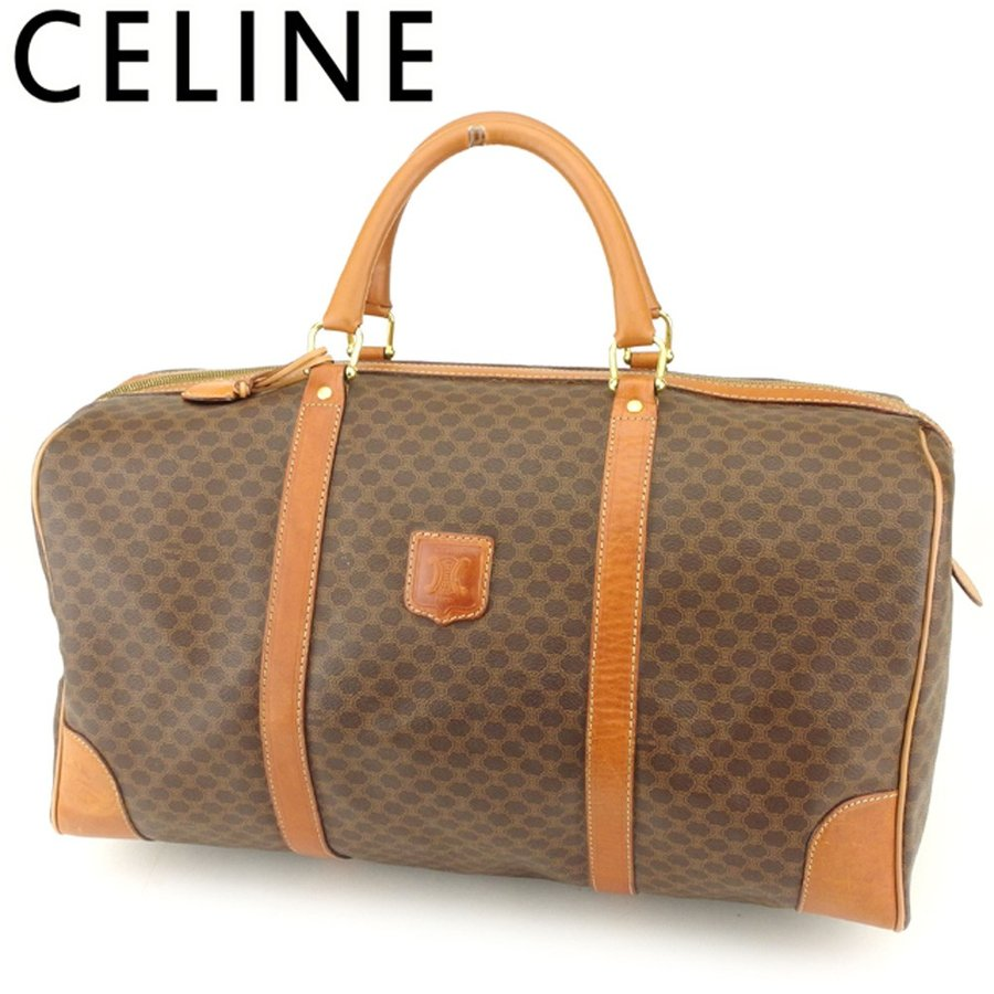 05458fa755fd セリーヌ CELINE ボストンバッグ ファッション トラベルバッグ 旅行用 ...
