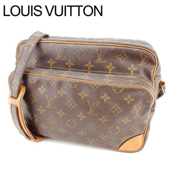 玄関先迄納品 ルイヴィトン Louis Vuitton ショルダーバッグ 斜めがけショルダー レディース ナイル M45244 モノグラム, Mieb(ミーブ) シューズ 66ceec4a
