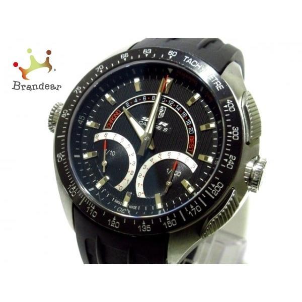 信頼 タグホイヤー TAG Heuer 腕時計 SLR キャリバーS CAG7010 メンズ SS/メルセデスベンツコラボ 黒 値下げ 20191128, NINE SELECT a59672b2