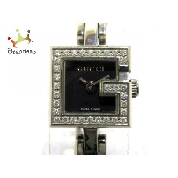 スペシャルオファ グッチ GUCCI 腕時計 Gミニ 102 レディース 黒 値下げ 20200321, ミヤコシ 998ac37c