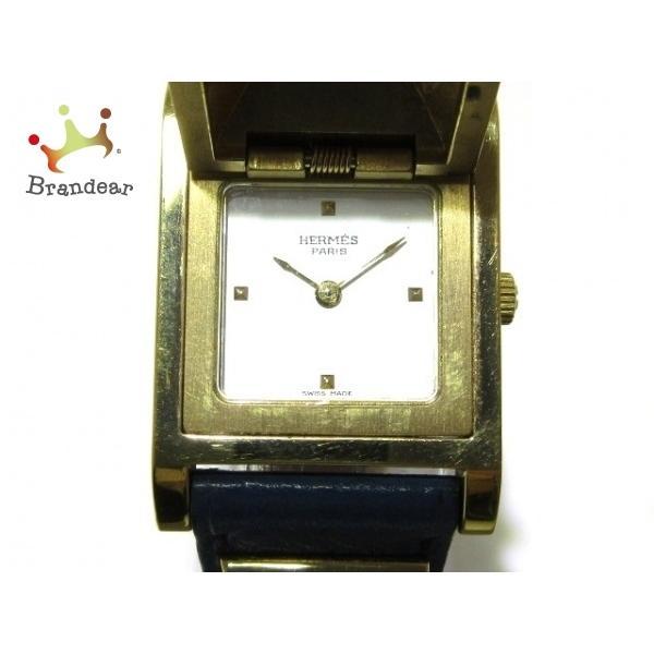 最安 エルメス HERMES 腕時計 メドール レディース 白 新着 20200221, 景品御殿 89ed8a51