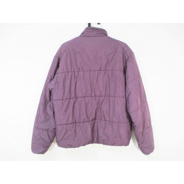 モンベル mont-bell ダウンジャケット サイズL メンズ 美品 パープル 冬物   スペシャル特価 20210224|brandear|02