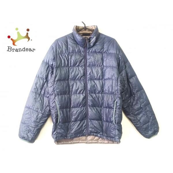 モンベル mont-bell ダウンジャケット サイズS メンズ 美品 ネイビー 冬物   スペシャル特価 20210311 brandear