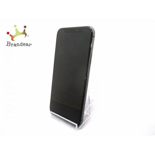 白ロム au(KDDI) 携帯電話 iPhoneX (256GB) / MQC12J/A スペースグレイ 新着 20210314