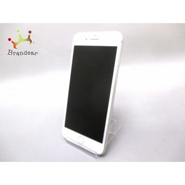 白ロム NTT Docomo(ドコモ) 携帯電話 iPhone8 Plus(256GB) / MQ9P2J/A シルバー 新着 20210314