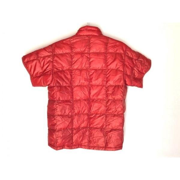 モンベル mont-bell ダウンジャケット サイズXS メンズ - レッド 半袖/春/秋 新着 20210126|brandear|02